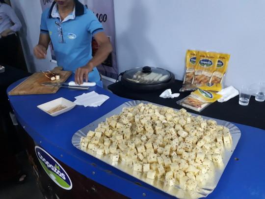 Coopatos participa de festival gastronômico
