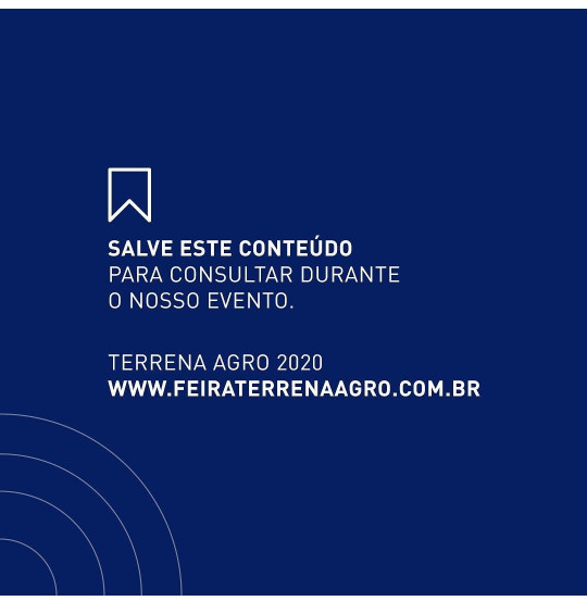 Coopatos participa da Feira Terrena Agro 2020